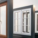 خدمات تولید درب و پنجره upvc اصل